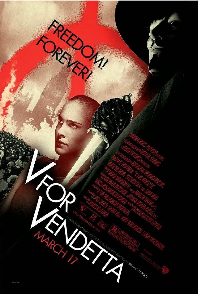 Ver V For Vendetta (2005) Online