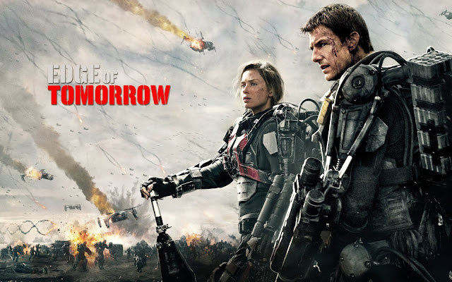 Edge Of Tomorrow Movie