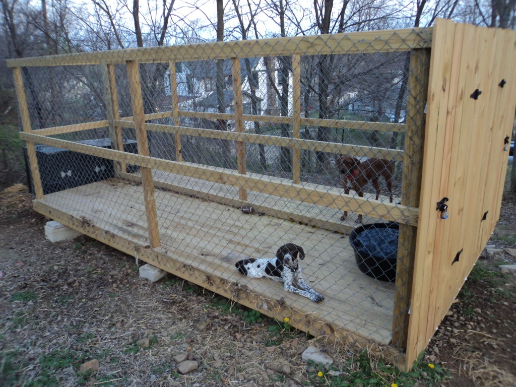 dog kennel designs - Dog Kennel Design Ideas
