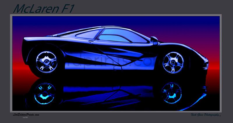 Exotic Car Posters A Car Club - Sports cars posters