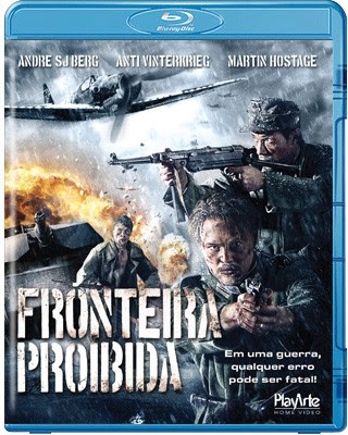 Filme Poster Fronteira Proibida REPACK DVDRip XviD Dual Audio & RMVB Dublado