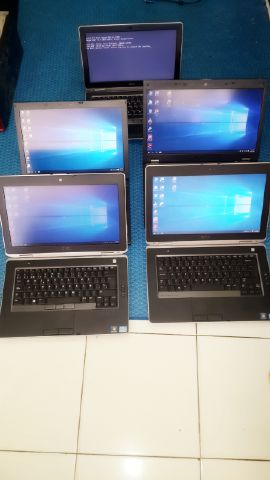 NOTEBOOK SECOND BUILD UP MERK DELL, HP, LENOVO
