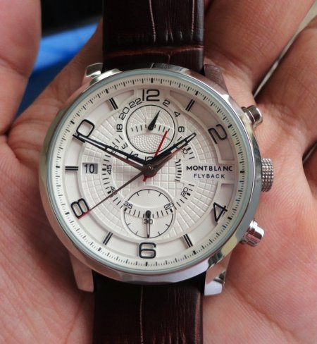 Mont Blanc FlyBlack Automatic
