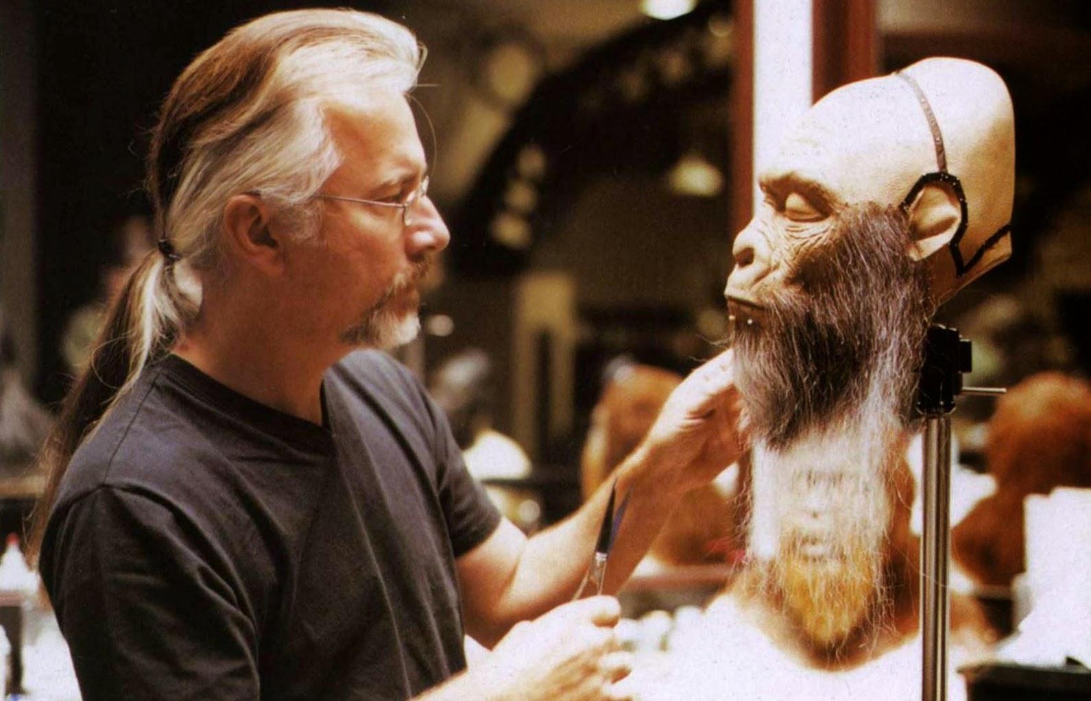 SENIOR MEDIA THESIS: Rick Baker: Special Effects Makeup Artist