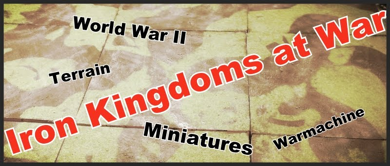 Iron Kingdoms at War