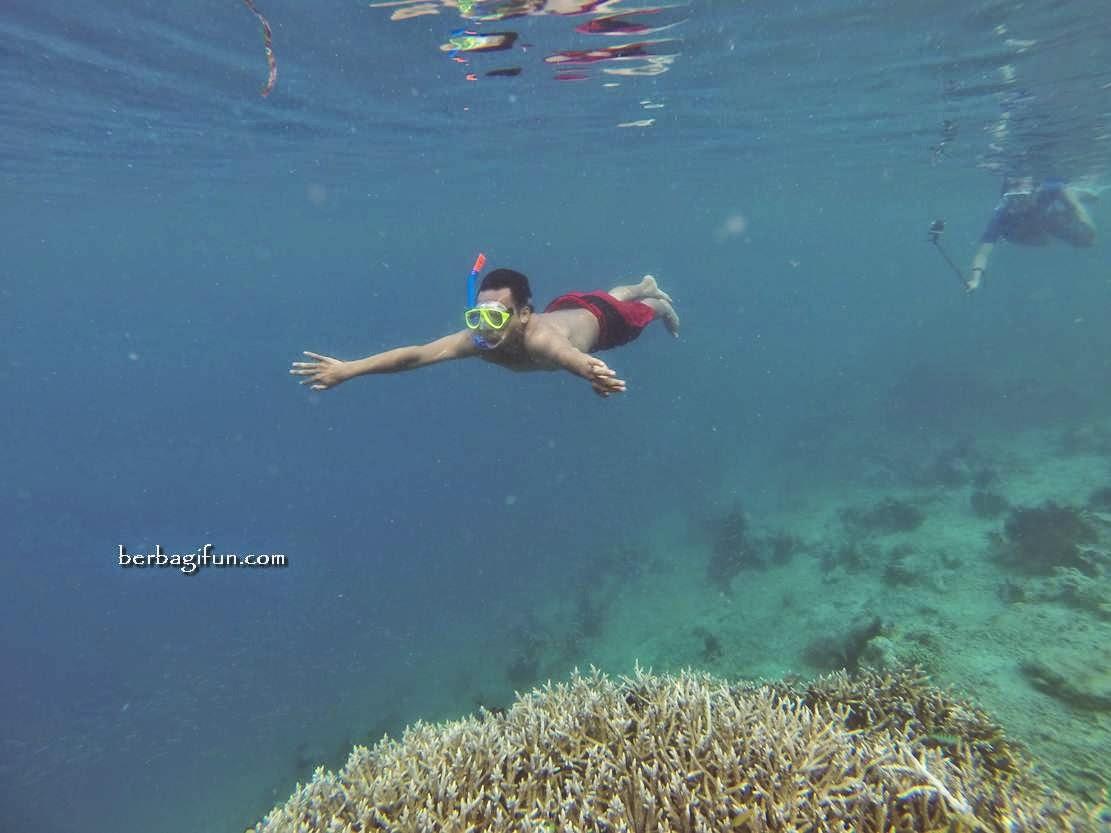 gili paling bagus di lombok