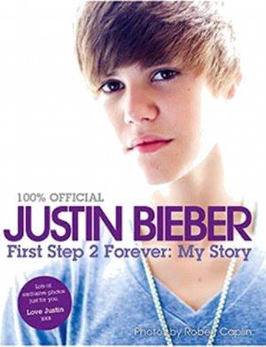 autobiografía de Justin Bieber