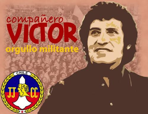 42 años del asesinato del cantautor chileno Víctor Jara