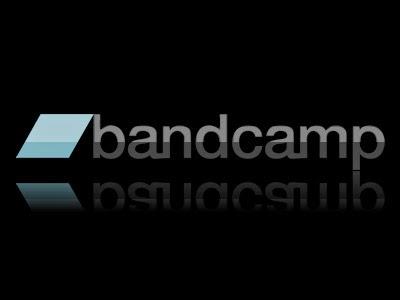 Bandcamp logo image