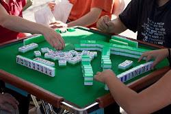 El juego del mahjong ( 麻將)