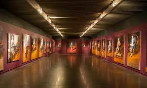 ζωγραφική στο Μουσείο Μπενάκη