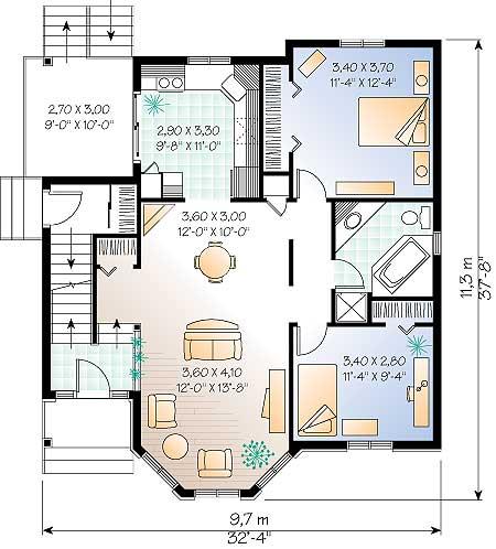 El maestro de obras xavier valderas los planos de la vivienda for Hacer plano vivienda