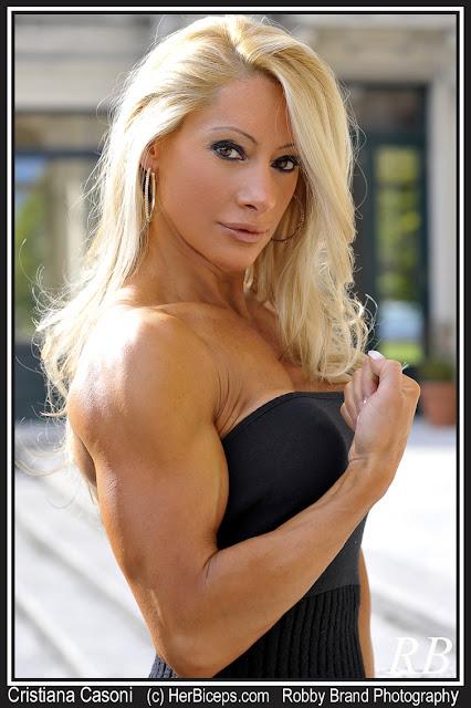 Cristiana Casoni - Italian Fitness Beauty