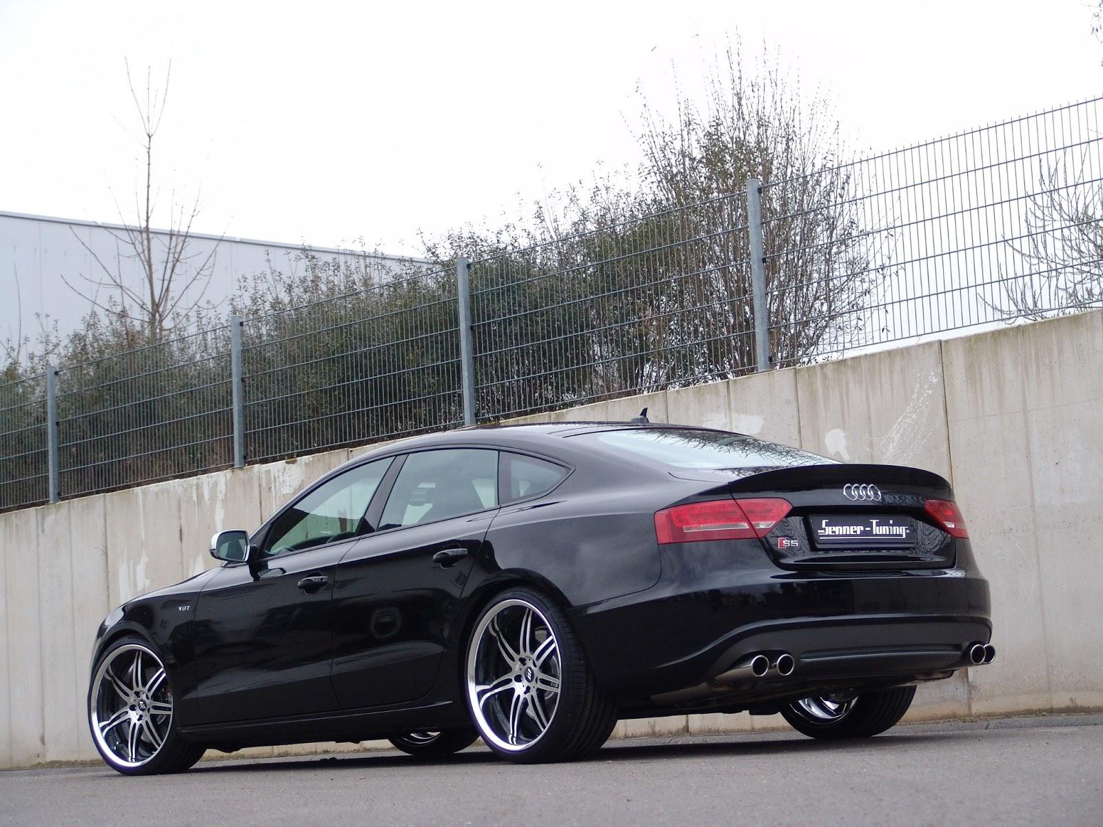 Cars Gto Senner Audi S5 Sportback