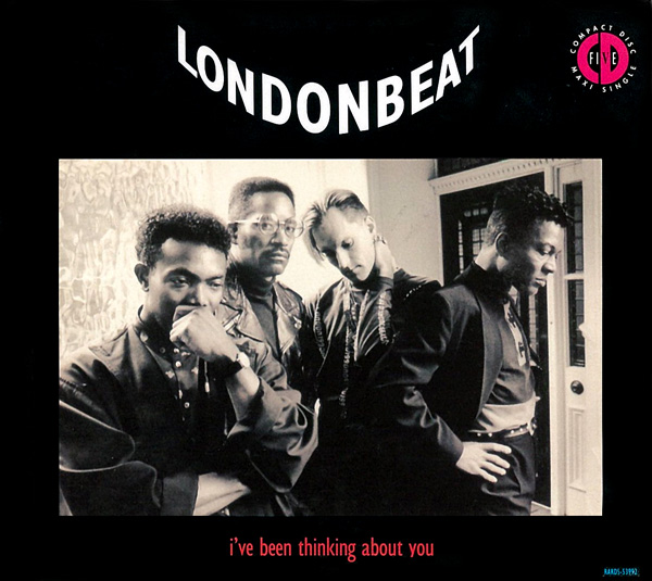 (Conseguido) Maxi de Londonbeat – I've Been Thinking About You... Cover