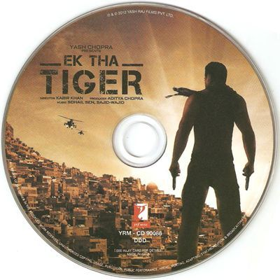 va ek tha tiger artist various artists album ek tha tiger genre