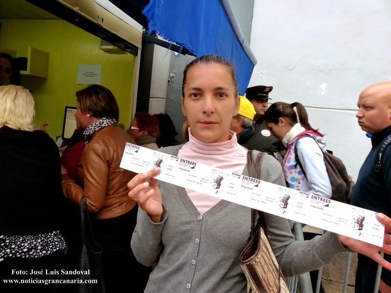 prohibidos los carnavales Las palmas, murgas, drag queen reina carnaval, galas parque santa catalina