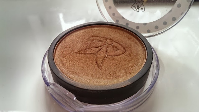 New Look Kelly brook bronzer