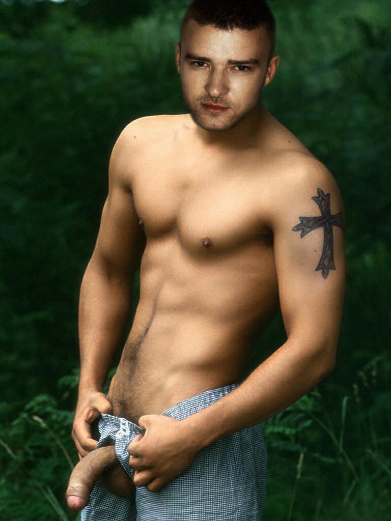 Justin Timberlake Nude!! - Hot and Sexy