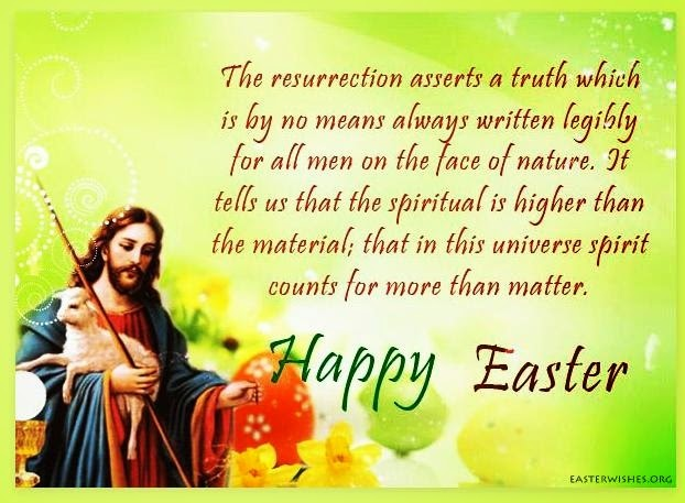 easter day wishes for whatsapp dp