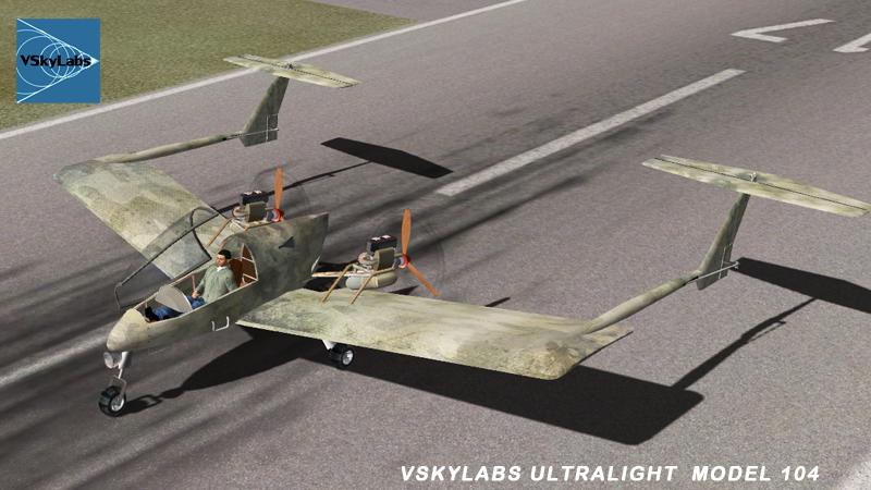 VSKYLABS UL-104