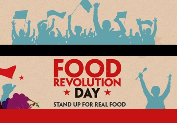 Foodweb zaterdag 19 mei food revolution day for Door 7 days to die