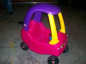 Purple sage originals little tikes and step 2 children 39 s outdoor toys - Little tikes cozy coupe pink ...