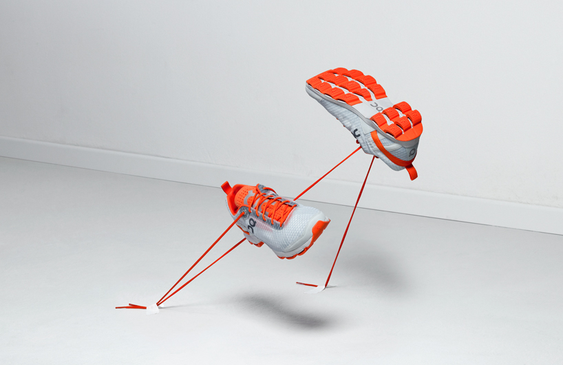 Running Shoes by Thilo Alex Brunner for On, Excellent Swiss Design