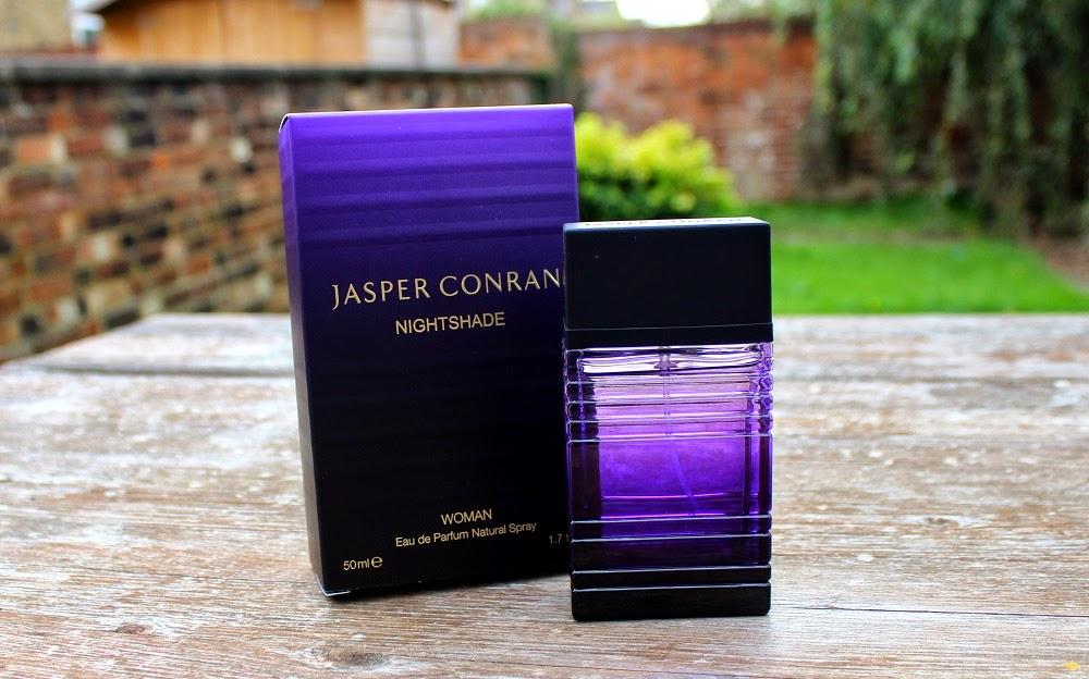 Jasper Conran Nightshade Woman perfume blog review
