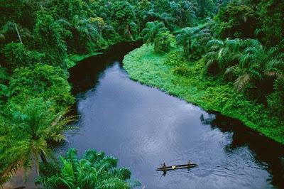 Sungai terdalam di dunia yang penuh misteri
