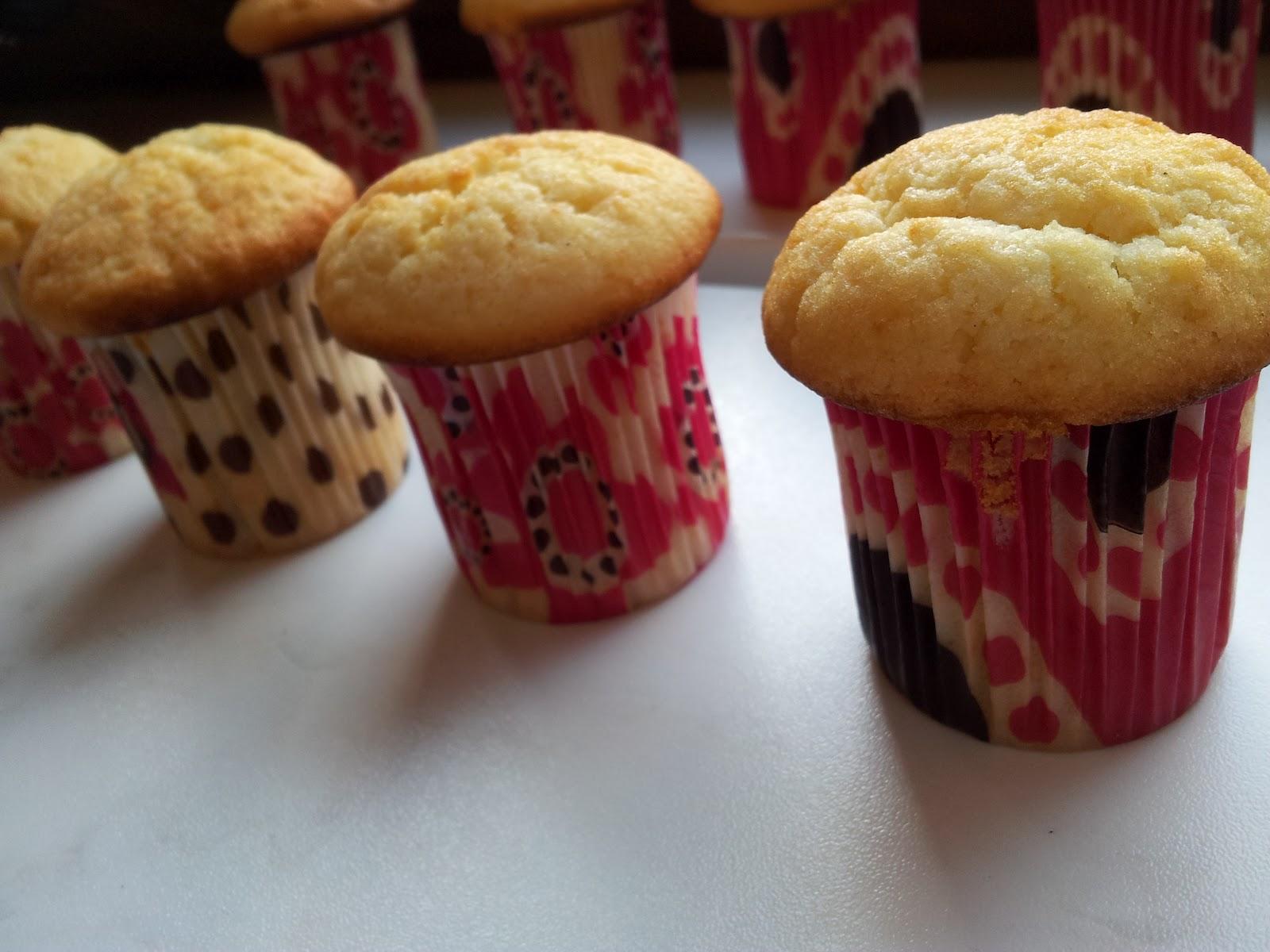 muffins utan ägg och gluten