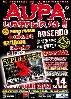 Aupa Lumbreiras Festival