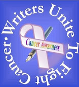 I am a proud member of Writers Unite to Fight Cancer