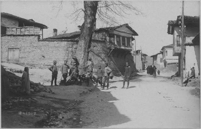 Η Έδεσσα το 1917