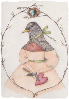 ~ Dreaming Robin ~