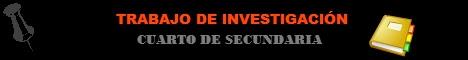 CUARTO DE SECUNDARIA - MATERIALES DE INVESTIGACIÓN
