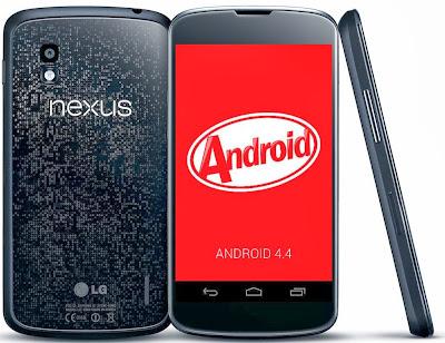 Nexus 4, Android 4.4, Android 4.4 KitKat, Android KitKat