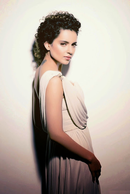 Kangana Ranaut New Hot Photoshoot