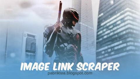 Cara Sederhana Membuat Image Link Scraper
