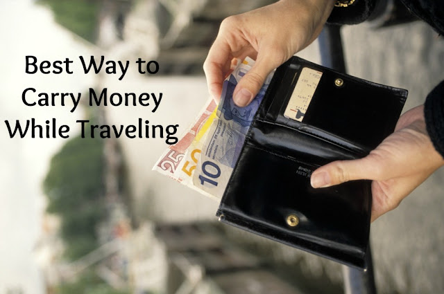 Best Way to Carry Money While Travelling - 1024x680