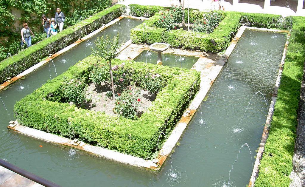 Tipos o estilos de jardines jardineria en albacete for Tipos de jardines