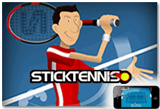 Stick Tennis online game