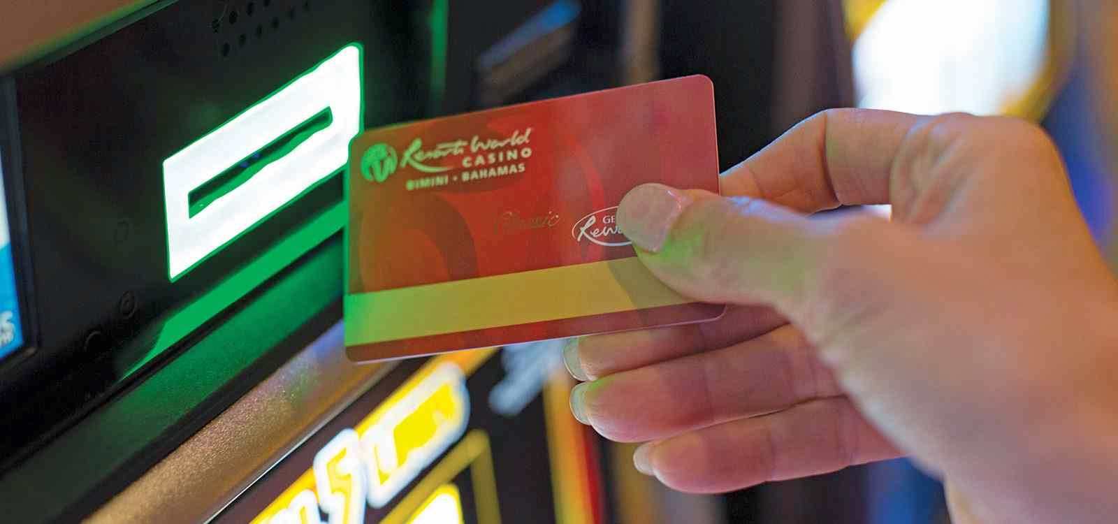 kartu member genting kasino
