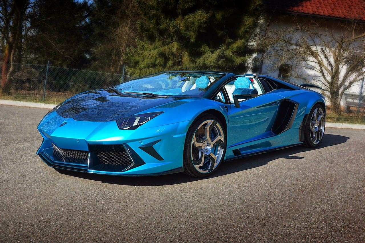 lamborghini aventador roadster by mansory first emperor supercars show. Black Bedroom Furniture Sets. Home Design Ideas