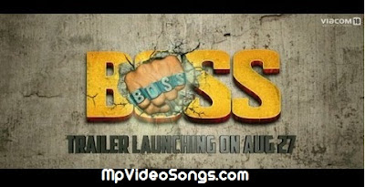 Boss (Mini Trailer) Movie HD Mp4 Video Download Free