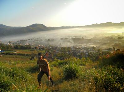 Gunung Batu Lembang – Tempat Wisata yang Menantang untuk Didatangi