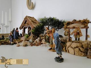 presépio, natal, decoração, atelier Rosa Maria Calil