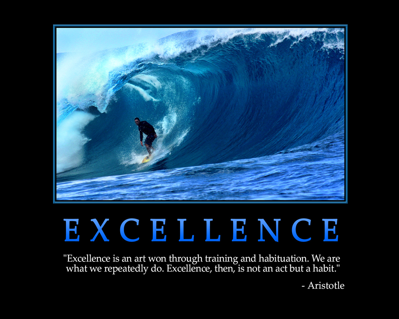 aristotle and the life of excellence According to aristotle, eudaimonia actually requires  to filling out the claim that the best life for a human being is the life of excellence in accordance with .