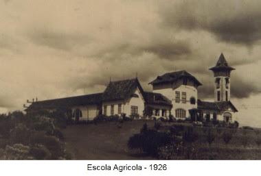 ESCOLA AGRICOLA EM 1926