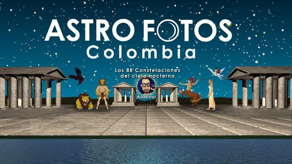 Astrofotos Colombia